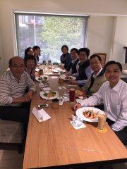 103-教師共識營聚餐照片